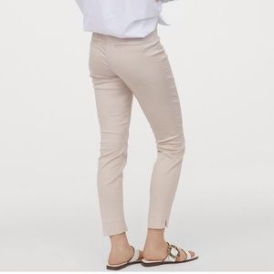 High Waisted Ankle Length Slacks